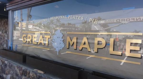 Great Maple San Diego - Exterior