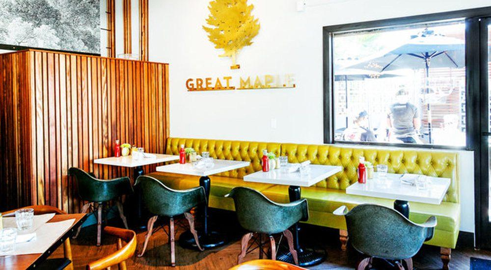 Maple Restaurant Newport Beach