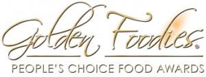 Golden Foodie Awards Logo