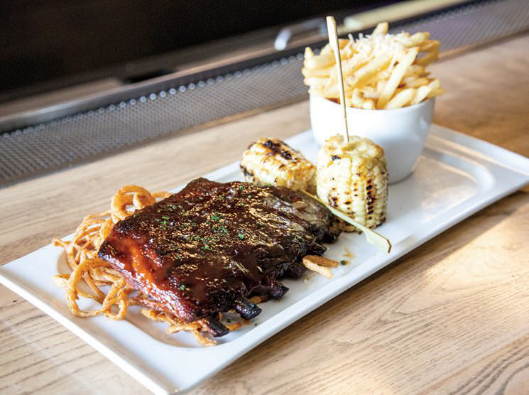 Newport Beach Magazine - Ribs
