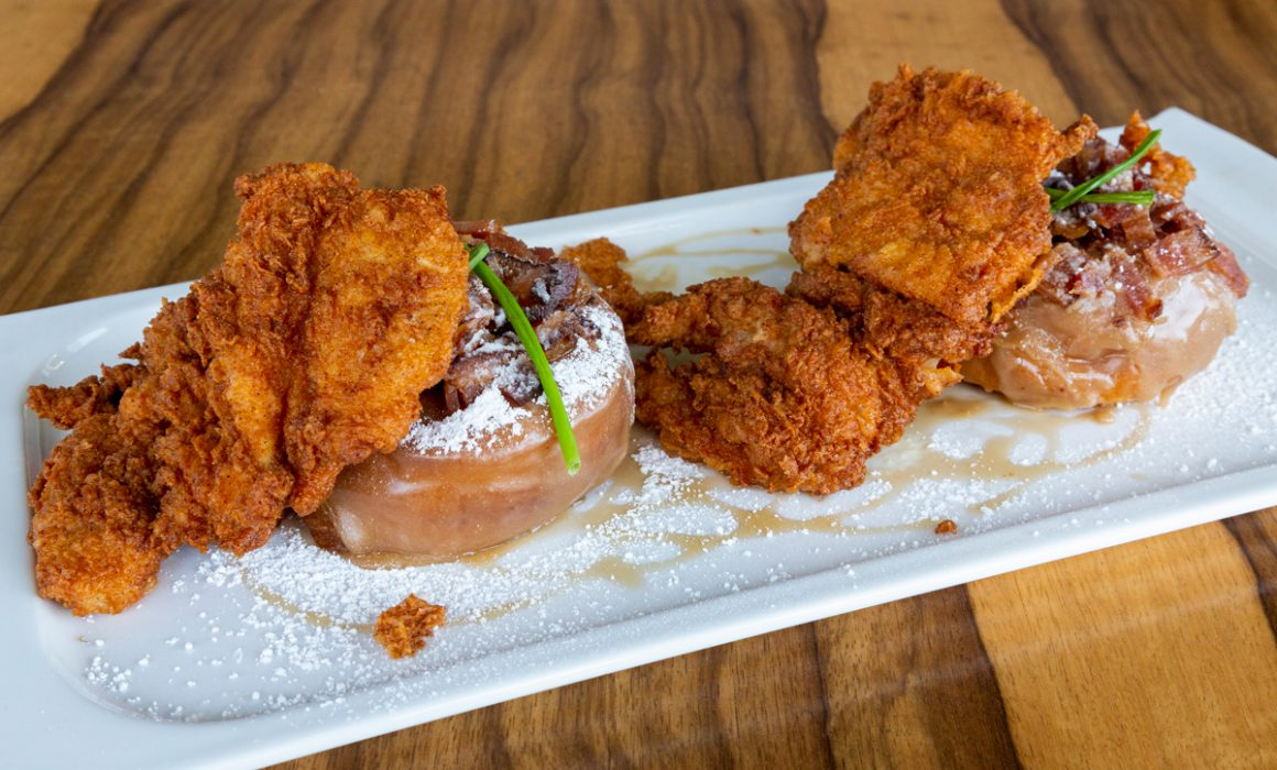 Fried Chicken & Doughnuts